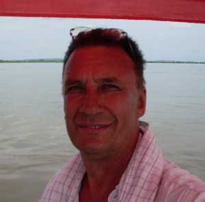 Navegando por el Magdalena