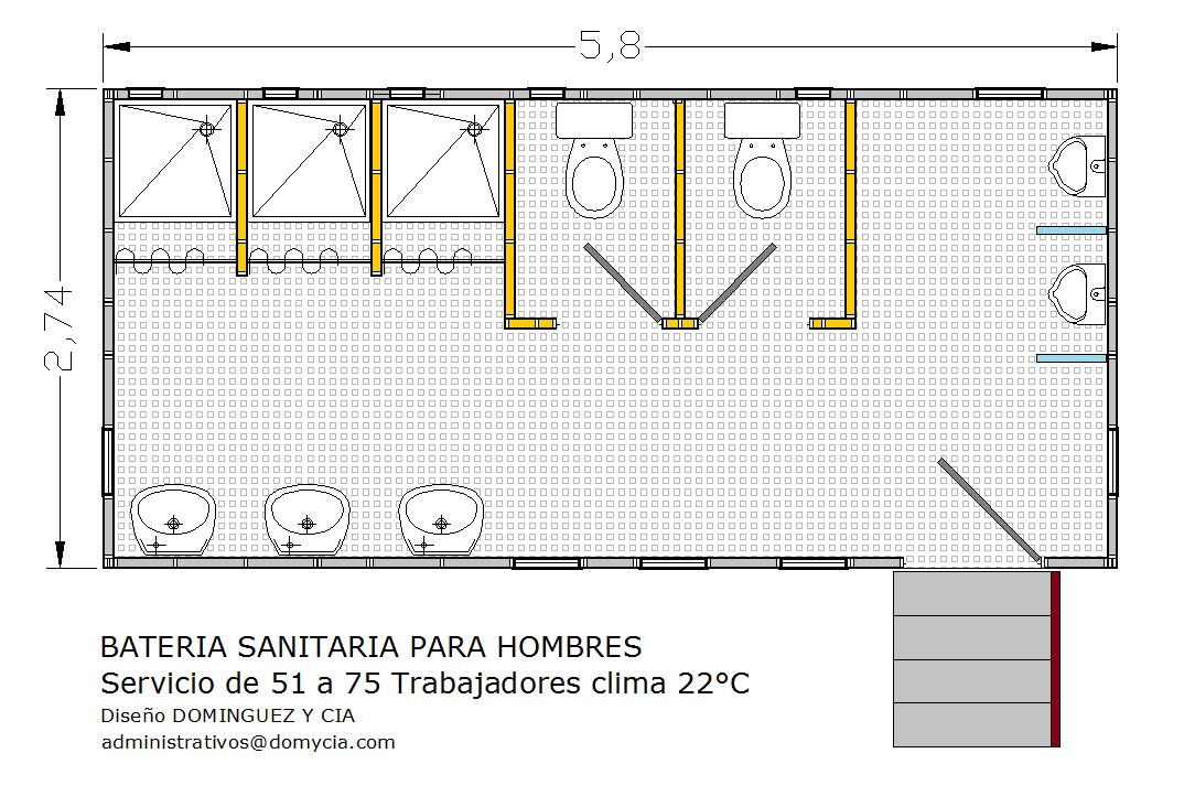 Diseno De Un Baño Publico: el diseño de campamentos de obra hoy quiero tocar el tema de las