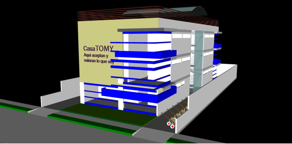 Casa TOMY 1