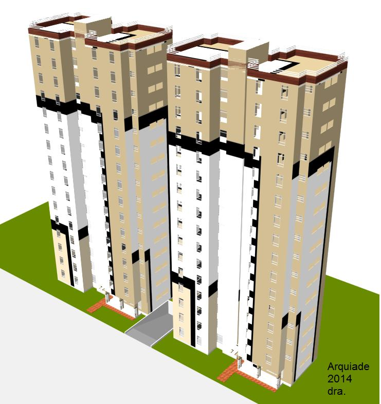 Pequeños apartamentos para trabajadores 1